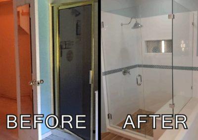 Custom Bathroom Renovation _ Shower Jenny