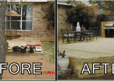 Custom Outdoor Deck Addition _ Daniel