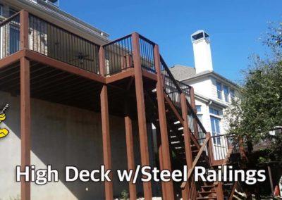 High_Deck_w_Steel_Railings_Single_Template