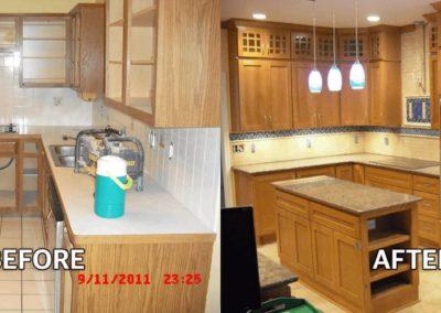 Kitchen Remodel Jen_Before_After