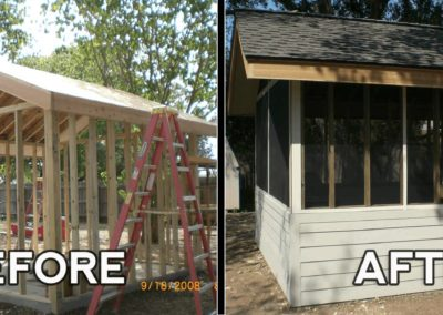 Gazebo_BBQ_Brown_s_BEFORE_AFTER _ custom built