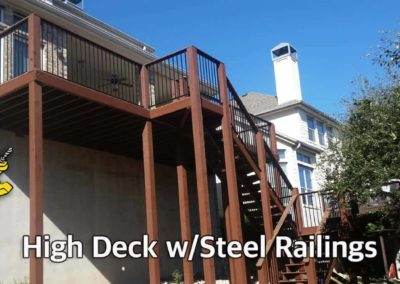 High_Deck_w_Steel_Railings_Single_Template
