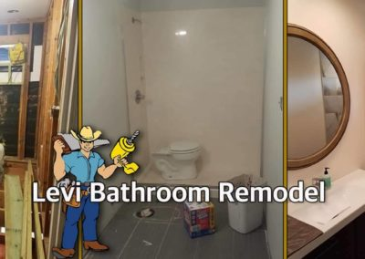 Levi Bathroom Remodel_Before and After_triple