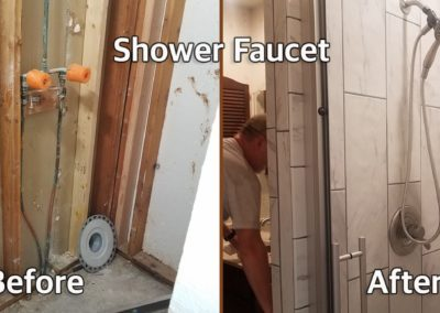 Mr Done Right Handyman Austin TX-Shower-Faucet GALLERY