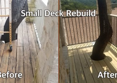 Mr Done Right Handyman Austin TX-Small-Deck-Rebuild